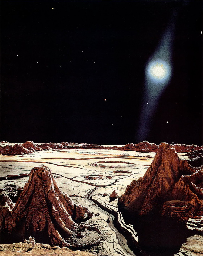 New Horizons : survol de Pluton (2/2) - Page 6 Chesley-Bonestell-gave-the-world-a-vision-of-extraterrestrial-worlds-long-before-our-cosmonauts-and-probes-sent-back-actual-images.